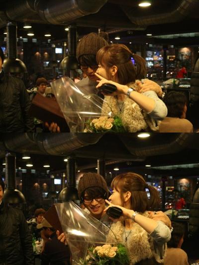 Jaejoong and han hyo joo dating